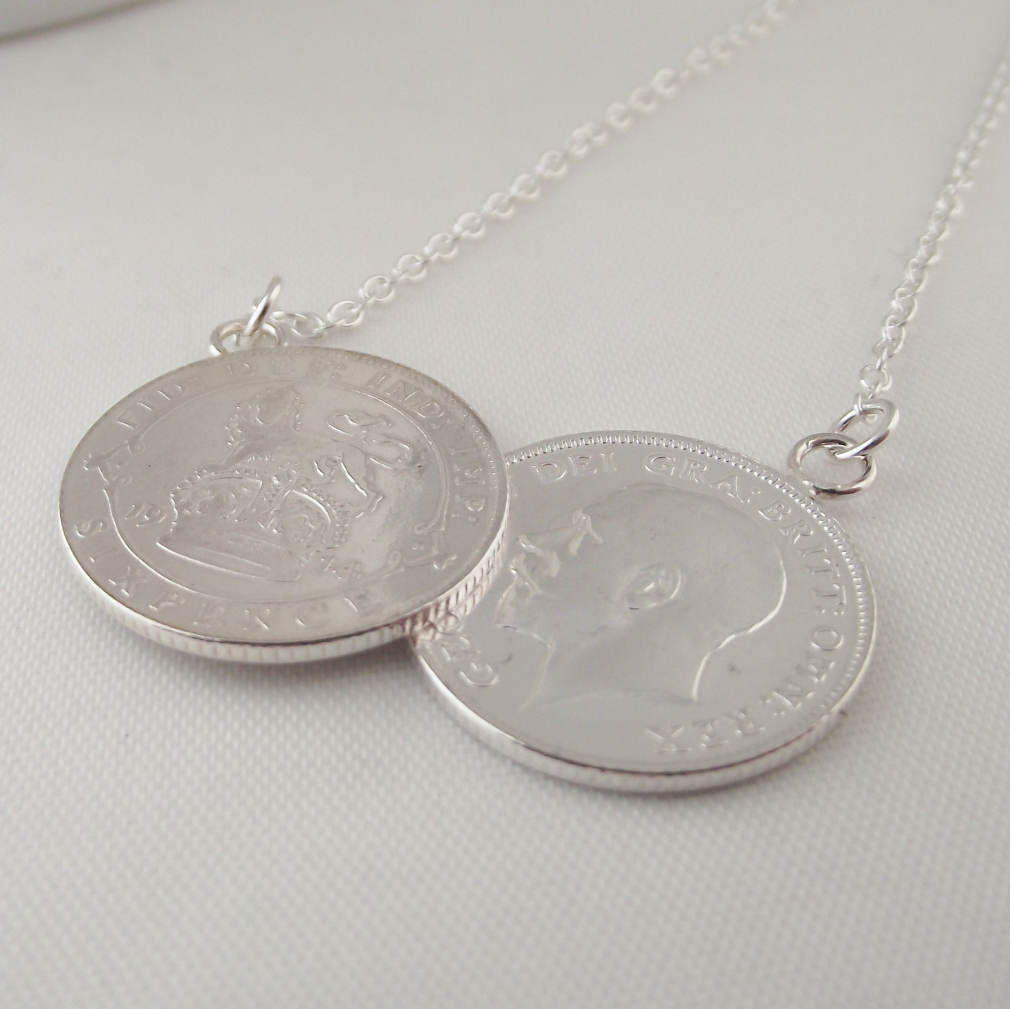 wrap alv shop necklace silver unnamed jewels online coin